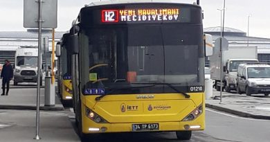 İstanbul Havalimanı Otobüs