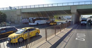Avcılar Havaist Havaalanı Otobüs Durağı