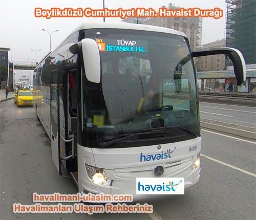Havaist Beylikldüzü Cumhuriyet mahhallesi
