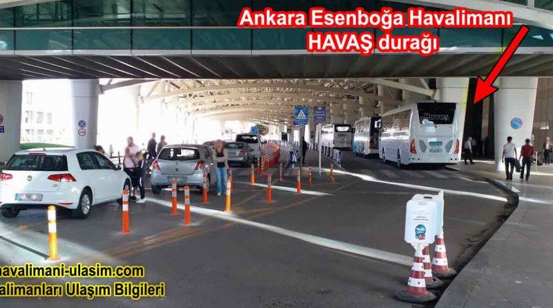 Ankara Esenboğa Havalimanı Havaş