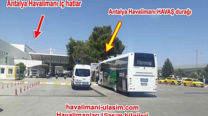 Antalya Havalimanı Havaş Ulaşım