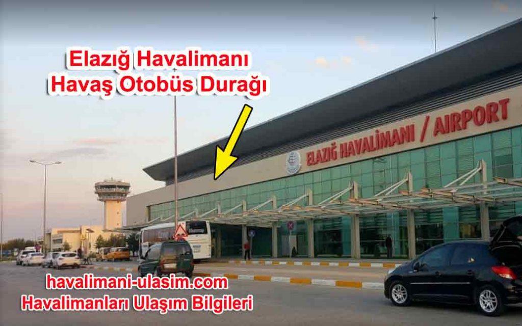 Elazığ Havalimanı Havaş