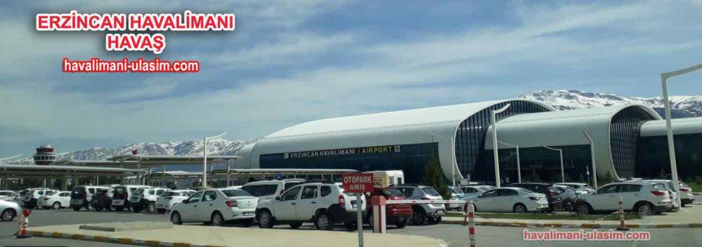 Erzincan Havalimanı Havaş