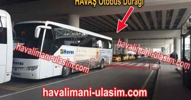 İzmir Adnan Menderes Havalimanı Havaş