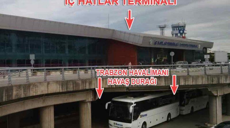 Trabzon Havalimanı Havaş