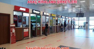 Adana Havalimanı Rent A Car