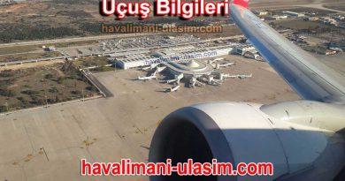 Antalya Havalimanı Uçuş Bilgileri